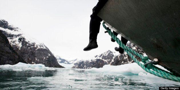 Le Conte Glacier Bay, Alaska, USA.