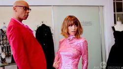 WATCH: Nicole Richie Gets Drag Queen Style