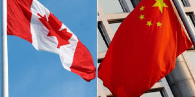 Canadian Ministers And Chinese Defence Chief Have Hush-Hush