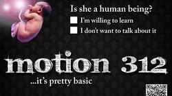 LOOK: Anti-Abortion Postcards Flood MP