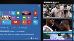 Sportsnet Sells its Soul for Windows