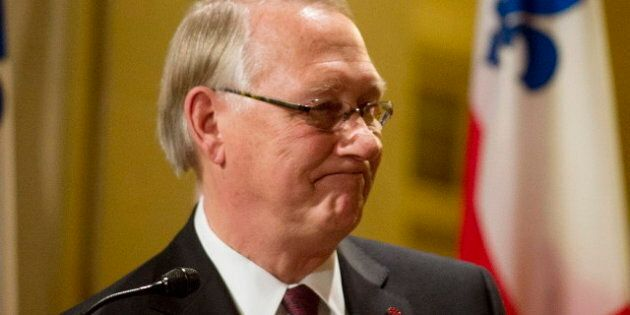 Gerald Tremblay Resigns: Montreal Mayor Quits Amid Corruption