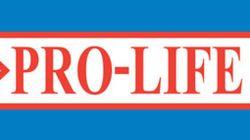 'Pro-Life' Flag To Fly At Kelowna