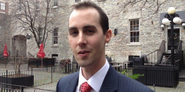 Michael Sona Interview: Ex-Tory Staffer Fingered In Robocalls Speaks