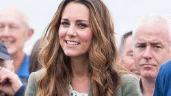 Kate Looks Great At First Post-Baby