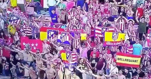 Ultras del Atlético de