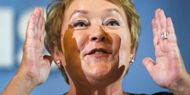 Pauline Marois, PQ Take Office In Quebec