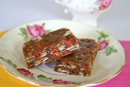The Raw Food Treat Packed with