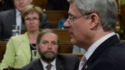 WATCH: Mulcair Cross-Examines
