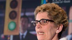 Ontario Premier Drops Strong