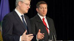 Harper Names Centre After Former Hockey