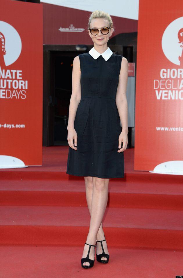 Carey Mulligan At Venice Film Festival 2013: 'The Great Gatsby' Star Goes Mod