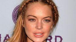 Lindsay Lohan 'Held Me