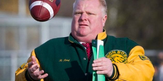 Rob Ford Defamation Lawsuit Dismissed By Ontario