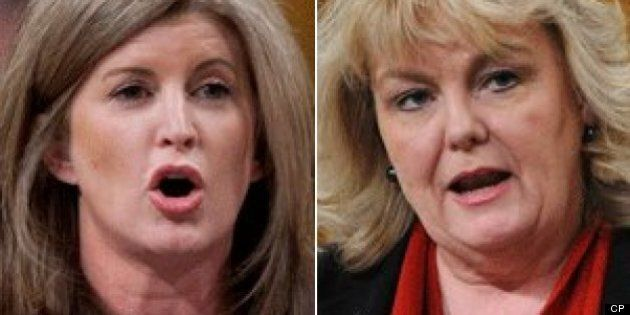 Kerry-Lynne Findlay Lobbied Rona Ambrose On Constituent's Behalf, Letters