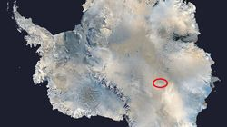 Vast Antarctic Lake Teeming With