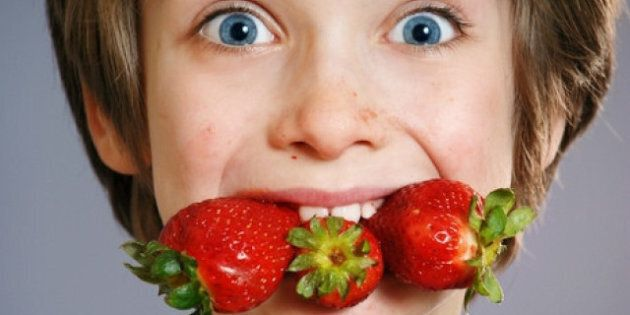 Overweight Kids: Massive Percentage Of Canadian Kids Overweight Or