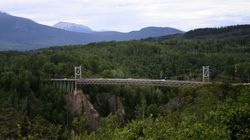 Scared B.C. Hitchhiker Escapes