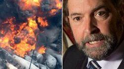 Mulcair Slammed For Disaster