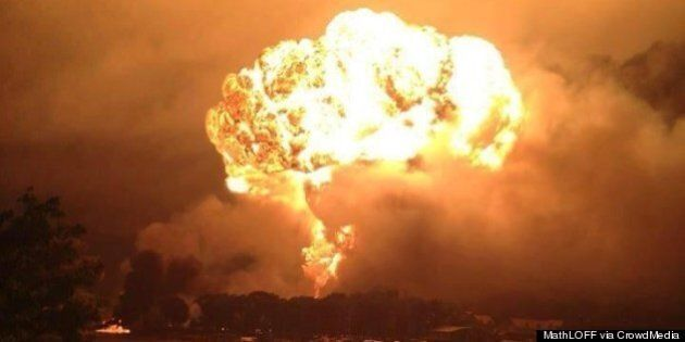 Canada's Worst Accidents Include 1917 Explosion That Killed