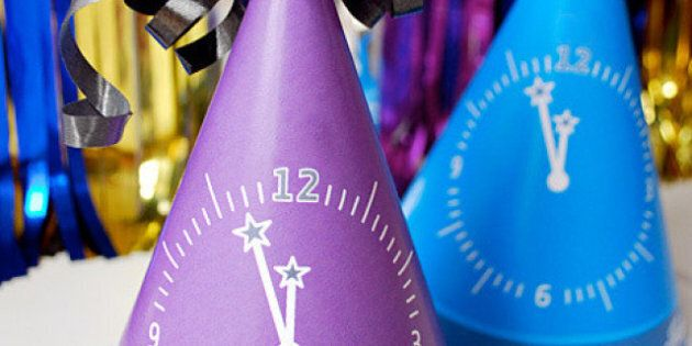 New Year's Eve With Kids? Six Ways to Make it Fun for