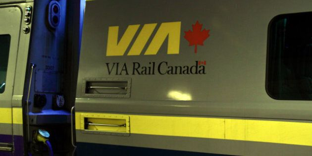 Woman Dies Aboard Via Rail Passenger Train, Three Others Taken To Hospital For