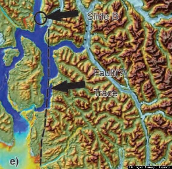BC Fault Line, Tsunami Risk May Exist Near Proposed Northern Gateway, LNG