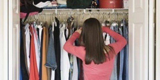 Spring Cleaning: Clean Your Closet With These