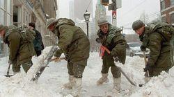 Twitter Pokes Fun At Toronto's Snow