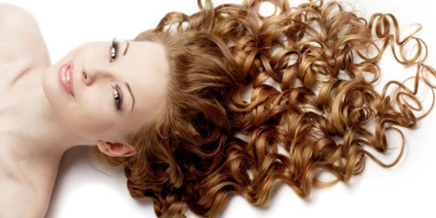 Curling Hairstyle: How To Curl Your Hair With A