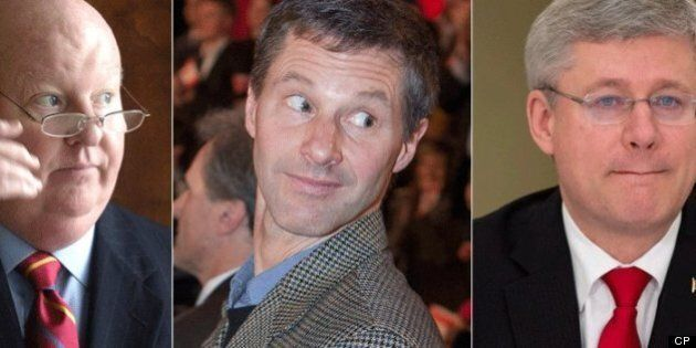 Poll Suggests Things May Get Worse For Harper Thanks To Duffy-Wright