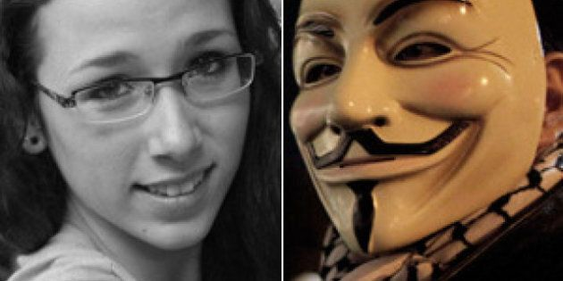 Anonymous Says It Has Rehtaeh Parsons Rape
