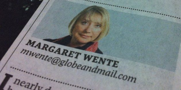 Margaret Wente Plagiarism Allegations: Globe Responds To Criticism