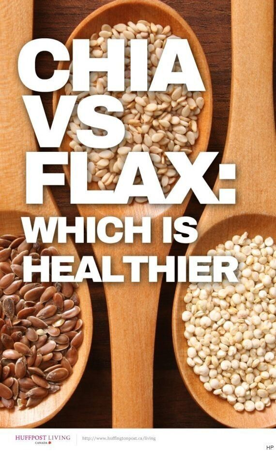 Flax vs Chia: Which Seeds Are