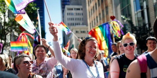 Calgary Pride Parade 2013: Thousands Attend, Redford Makes Historic Move