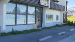Quebec Mosque Splattered With Possible Pig