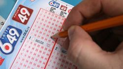 HUGE Lotto 6/49 Prize Up For