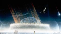 Meteor That Cooled Earth's Climate May Have Hit
