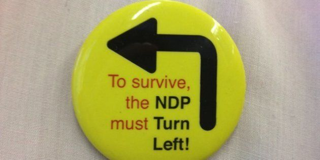 Barry Weisleder, NDP Socialist Caucus Chair, Says NDP Moving Too Close To