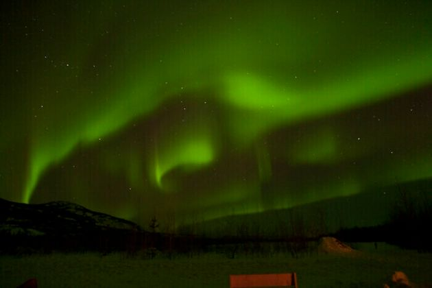 Northern Lights In The Yukon: Is Canada Inadvertently Solving Japan's Population Decline