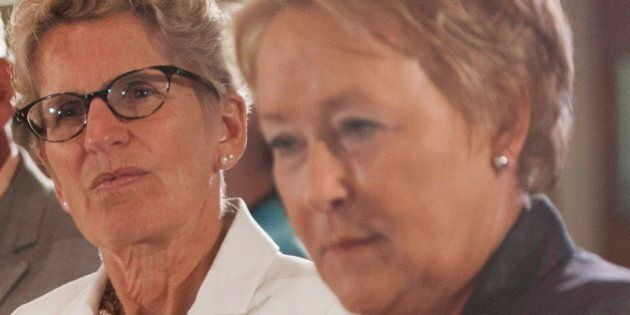 Quebec's Values Charter: Ontario Premier Kathleen Wynne Criticizes Plan Without Naming