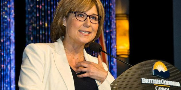 Christy Clark MILF, Cougar Comment Stirs Up Criticism For