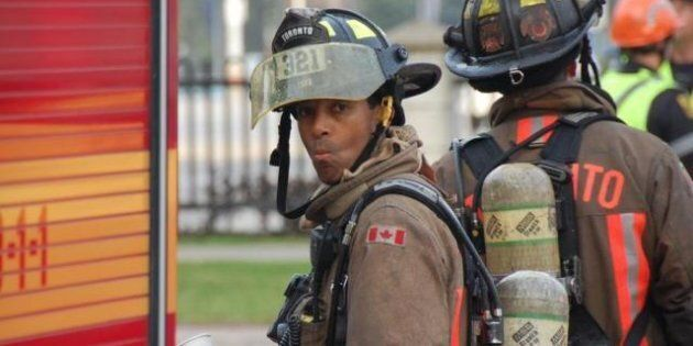 Fire Breaks Out At Canadian Tire Garden