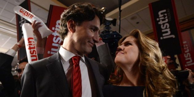 Justin Trudeau Wins Liberal Leadership On First Ballot