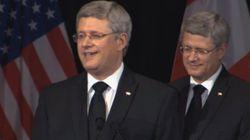 WATCH: Harper Sings About Loving