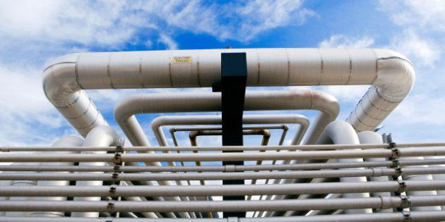 TransCanada Mexico Pipeline; Natural Gas Network To Be Built By Calgary
