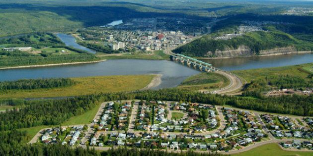Fort McMurray Newsflash- Culturally Diverse but Zero