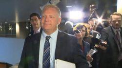 WATCH: Toronto Mayor's Brother Calls Media