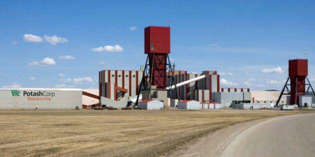 Saskatchewan Rocanville Mine: Fire Out At PotashCorp. Facility But Miners Still