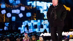 Rob Ford Faces Critics At New Year's